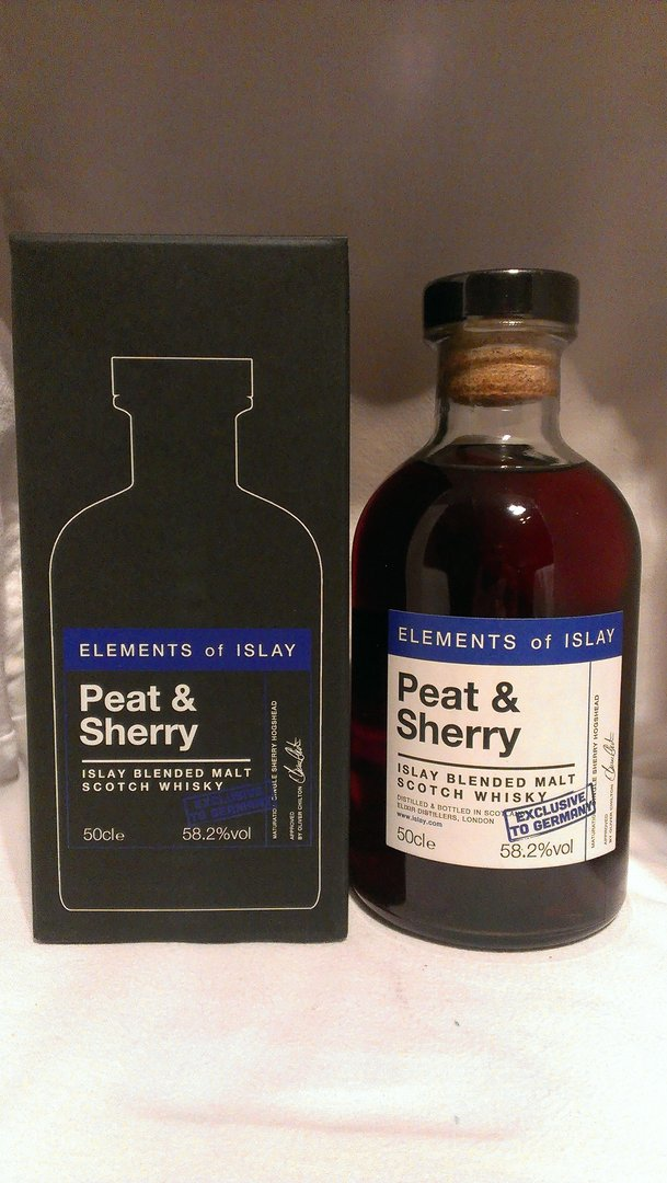 Elements of Islay Peat & Sherry Germany Exclusive